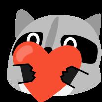 :blob_raccoon_heart: